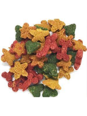 Snacks perro Gomitas torta de proteína y fibra-Ciudaddemascotas
