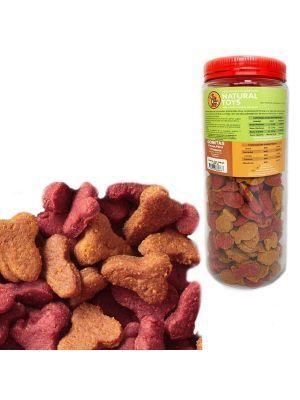 Gomitas con omega y proteína natural 1 kl-Ciudaddemascotas.com