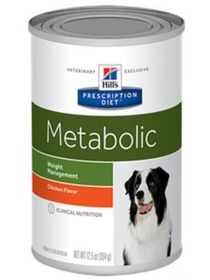 Hill's Lata Perro Metabolic 370 g - P80