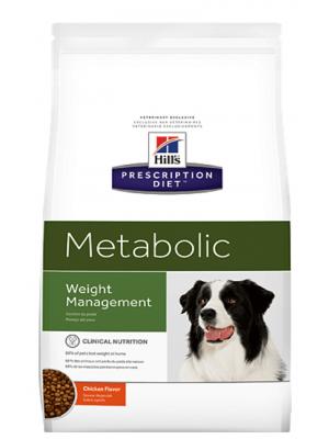 Comida Hills Perro Metabolic 3.4 Kg - Ciudaddemascotas.com