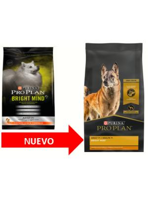 Pro Plan Perros 7+ Bright Mind Raza Grande-Ciudaddemascotas.com