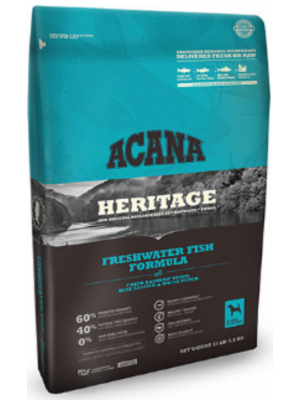 Comida para perro ACANA Freshwater Fish- Ciudaddemascotas.com