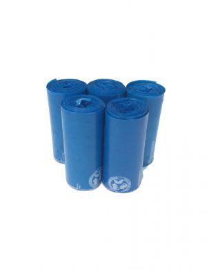Bolsas Biodegradables x 5 Rollos Small - ciudaddemascotas.com