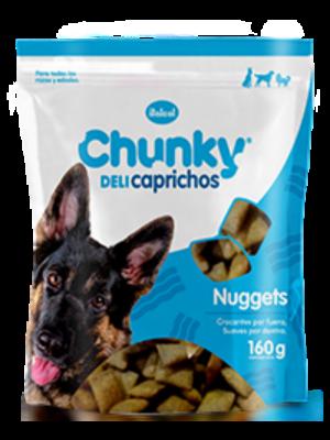 Snacks Chunky Delicaprichos de tocineta - ciudaddemascotas.com