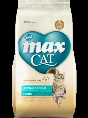 Comida para Gatos Total Max frango & Arroz-Ciudaddemascotas.com