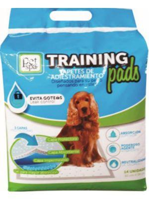 Training Pads Tapetes Higiénicos De Entrenamiento Para Perros 7 Unidades