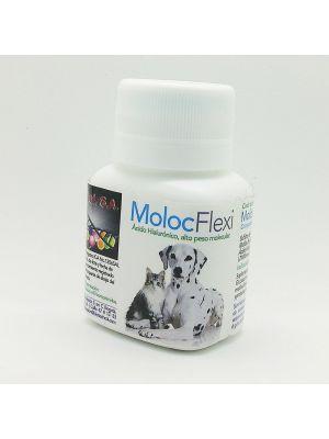 Moloc Flexi Nutraceutico Articular x 60 tab  - Ciudaddemascotas.com