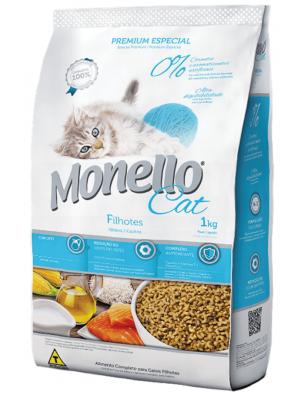 Comida Monello Cat Gatitos de 1 kg - Ciudaddemascotas.com