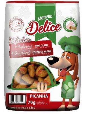 Snacks para perros Monello Dog Snack Delice - Ciudaddemascotas