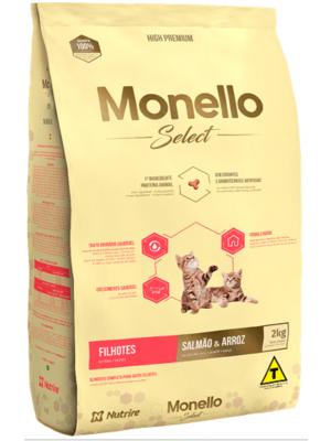 Comida para gatos Monello Select Cat Gatitos - Ciudaddemascotas