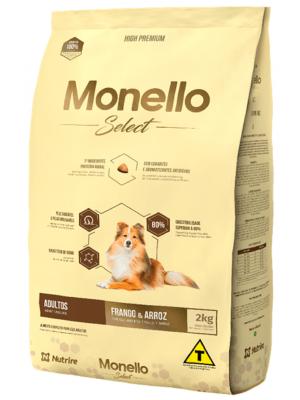 Comida para Perros Monello Select Pollo -Ciudaddemascotas.com