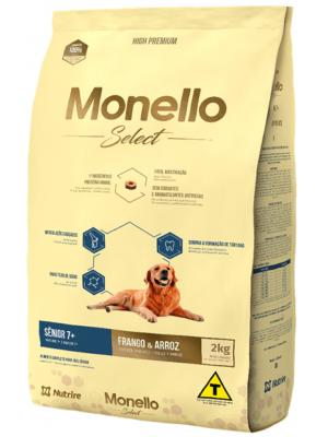 Comida para perro Monello Select Dog Senior 7+ - Ciudaddemascotas