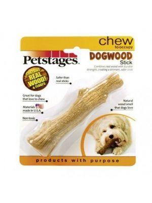 Petstages perro doogwood palo madera large
