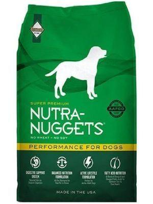 Comida para perro Nutra Nuggets Performance-Ciudaddemascotas.com