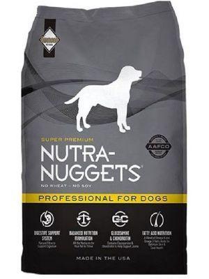 Comida Nutra Nuggets Profesional - ciudaddemascotas.com