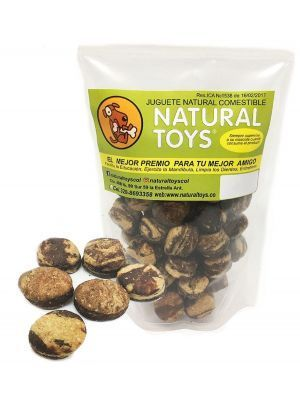 Snacks para perro Mininuggets de Fibra Natural - Ciudaddemascotas