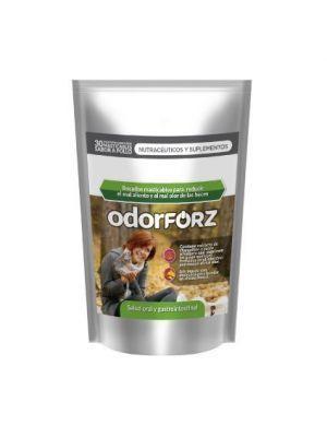 Suplemento Odor Forz Para Gato x 30 tab - Ciudaddemascotas.com