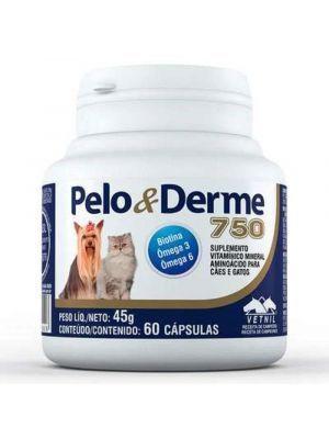 Pelo & Derme 750 x 60 Cápsulas