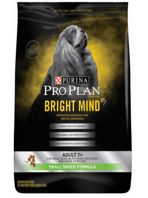 Comida Pro Plan 7+ Bright Mind Small Breed - Ciudaddemascotas.com