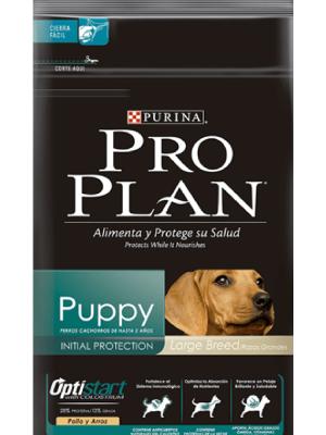 Comida para perro Pro plan Puppy Large Breed-Ciudaddemascotas.com