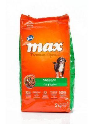 Total Max Buffet Adulto Raza Grande