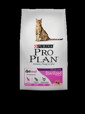 Pro Plan Cat Sterilized Salmon y Arroz