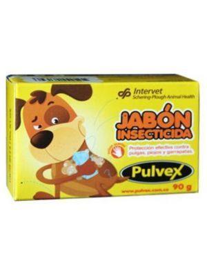 Pulvex Jabón Insecticida x 90 g - PRSR