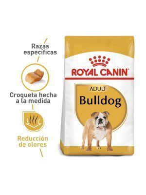 Comida Royal Canin Breed Nutrition Bulldog - ciudaddemascotas.com