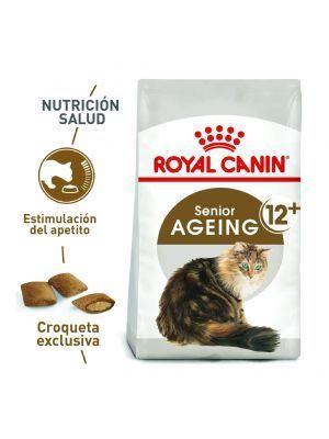 Comida gatos Royal Canin Nutrition Ageing 12+ - Ciudaddemascotas