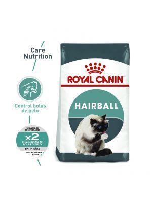 Comida para gato Royal Canin Hairball Care-ciudaddemascotas.com