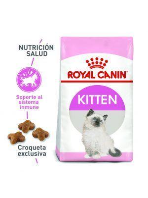 Comida Royal Canin Feline Nutrition Kitten - Ciudaddemascotas.com