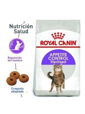 Royal Canin Feline Nutrition Appetite Control Sterilised