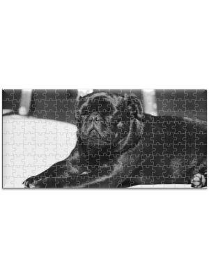 Rompecabezas MDF Cachorro Pug