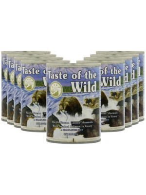 Taste of The Wild Lata Pacific Stream 374 g Pague 9 lleve 10