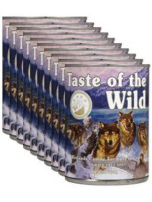 Taste of the wild Lata Wetlands 374 g Pague 9 lleve 10