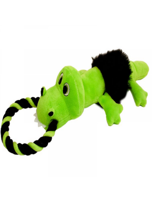 Hyper Pet Lagarto Salvaje Squeaker