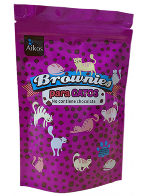 Brownies Para Gatos