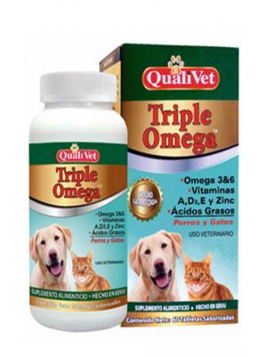 Suplemento Triple Omega x 60 Tab - Ciudaddemascotas.com