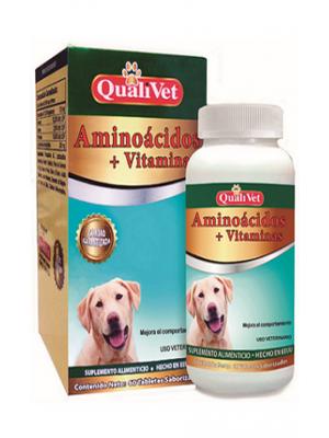 Aminoácidos + Vitaminas Suplemento Para Perros x 6 - PRSR