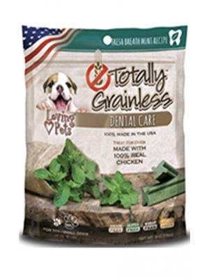 Snack Para Perros Totally Grainless -Ciudaddemascotas.com