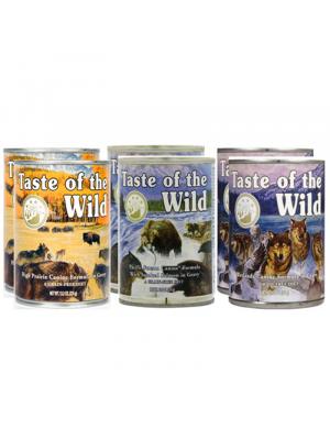 Taste of The Wild City Combo Six Pack Latas Multisabor