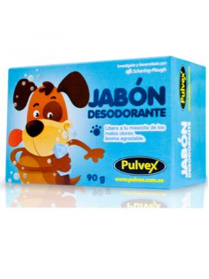 Pulvex Jabón Desodorante x 90 g