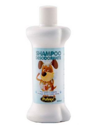 Pulvex Shampoo Desodorante x 100 ml