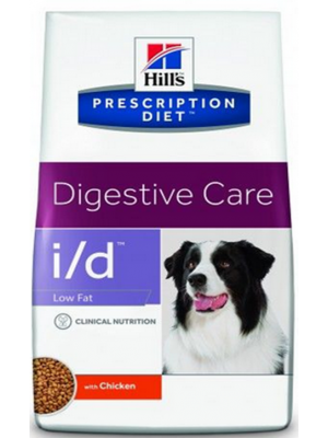 Hill's Perro i/d Low Fat 3,9 Kg