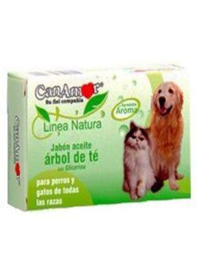 Jabón Canamor Arbol de té 90 gr