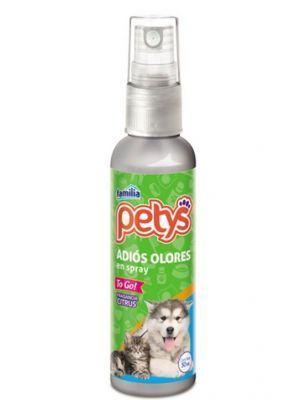 Petys Adios Olores en Spray 50 Ml