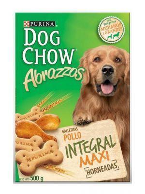 Galletas para Perro Dog Chow Abrazzos Maxi - Ciudaddemascotas.com