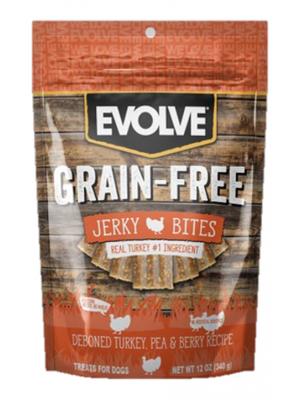 Evolve Snack Jerky Pavo