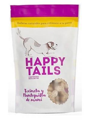 Galletas Happy Tails Tocineta para perro - ciudaddemscotas.com