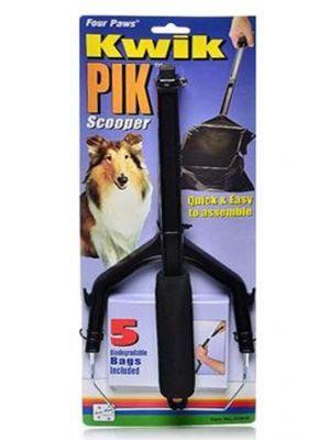Kwik Pik Recogedor Pinza de heces de Perros